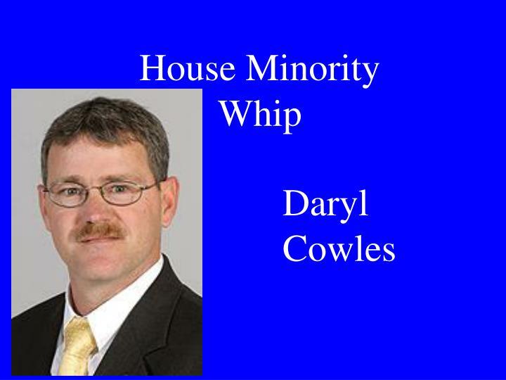 House Minority