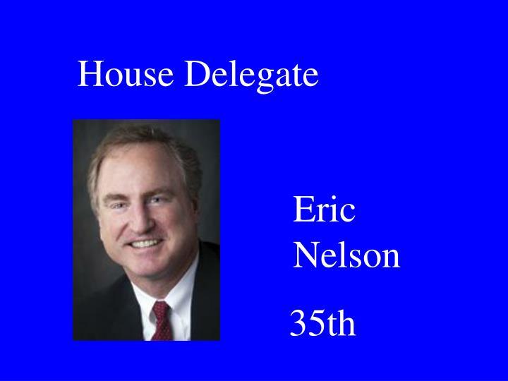 House Delegate