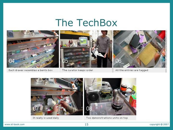 The TechBox