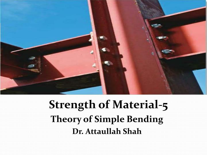 Strength of Material-5