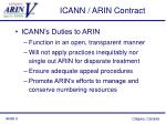 icann arin contract6