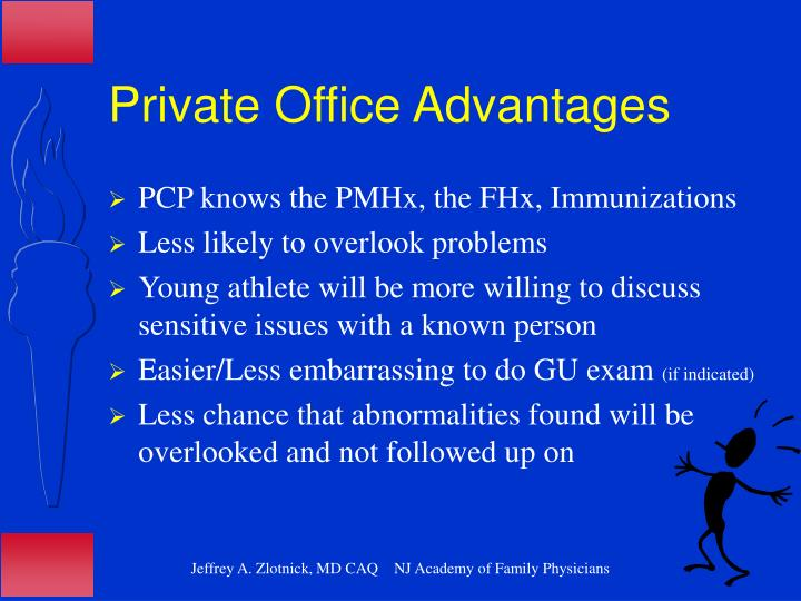 Private Office Advantages