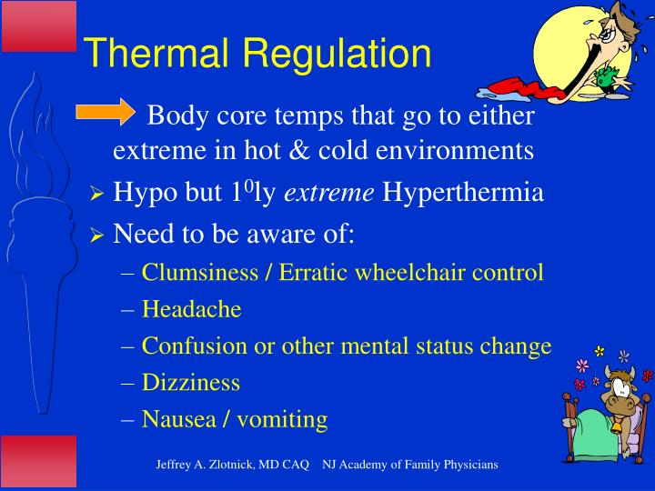 Thermal Regulation