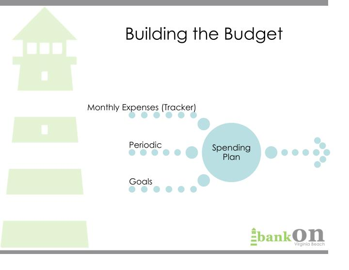 Building the Budget