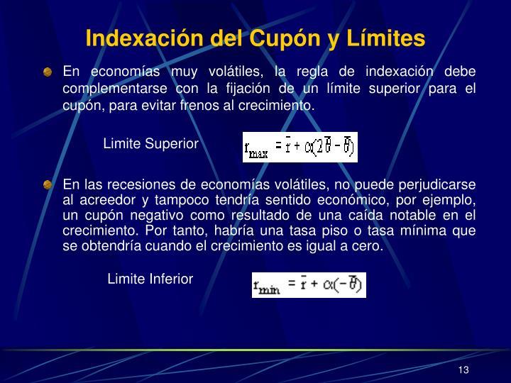 Indexación del