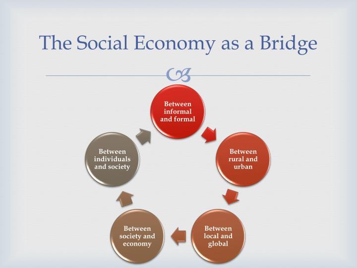The Social Economy as a Bridge