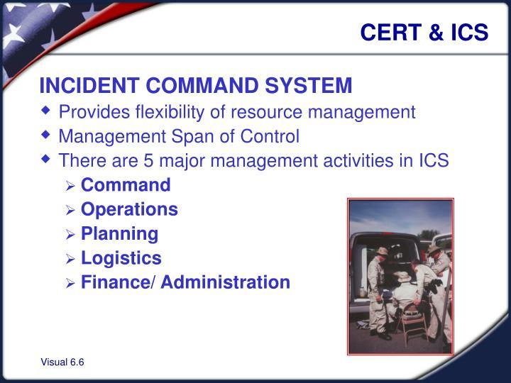 CERT & ICS