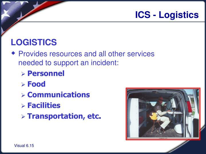 ICS - Logistics