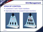 ics management