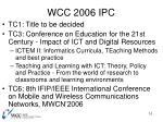wcc 2006 ipc7