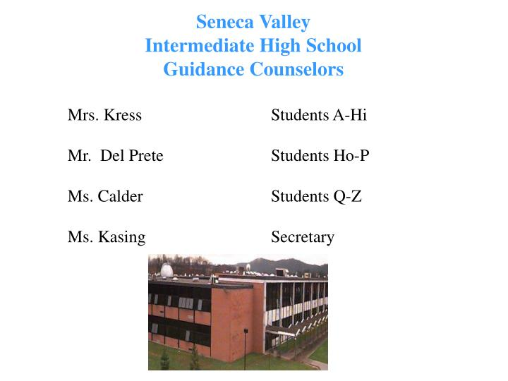 Seneca Valley