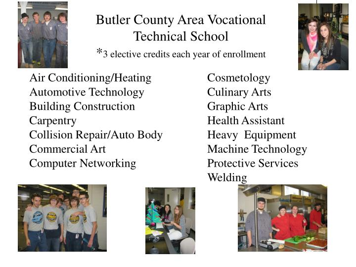 Butler County Area Vocational