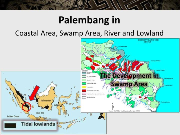 Palembang in