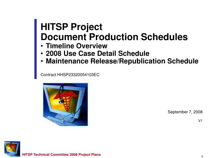 HITSP Project