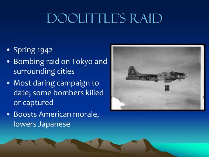 Doolittle's Raid