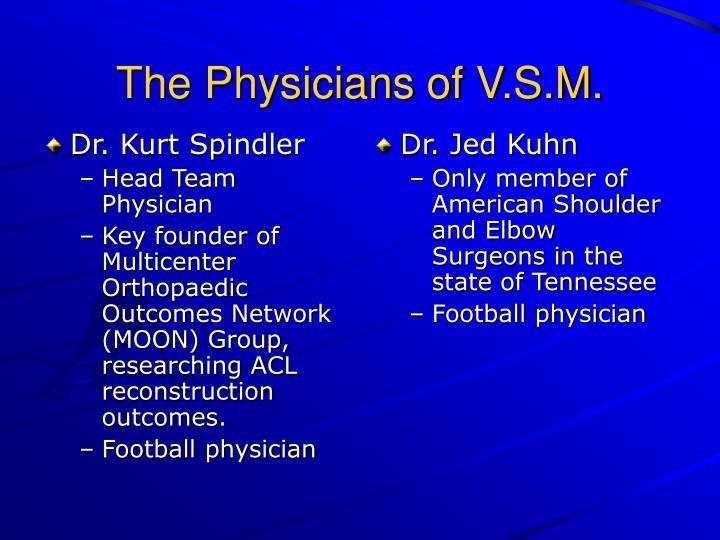 Dr. Kurt Spindler