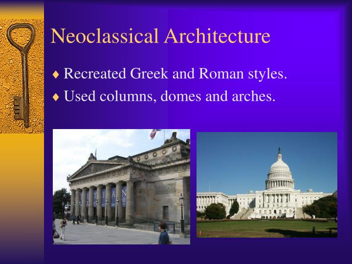 neoclassicism and picturesque essay Neoclassical architecture (1640-1850): history, designs, architects: carl gotthard langhans, john nash, thomas jefferson.