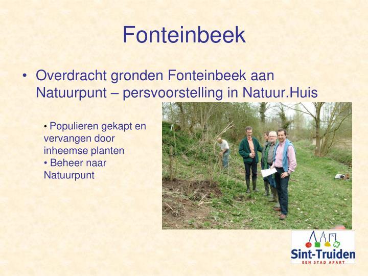 Fonteinbeek