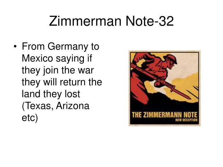 Zimmerman Note-32