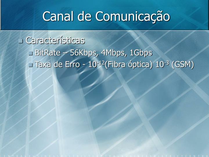 Canal de Comunicação