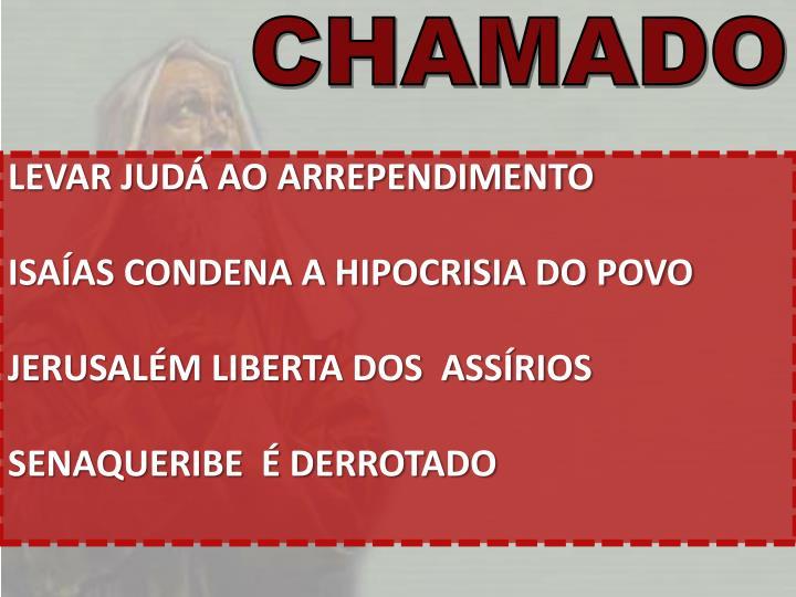 CHAMADO