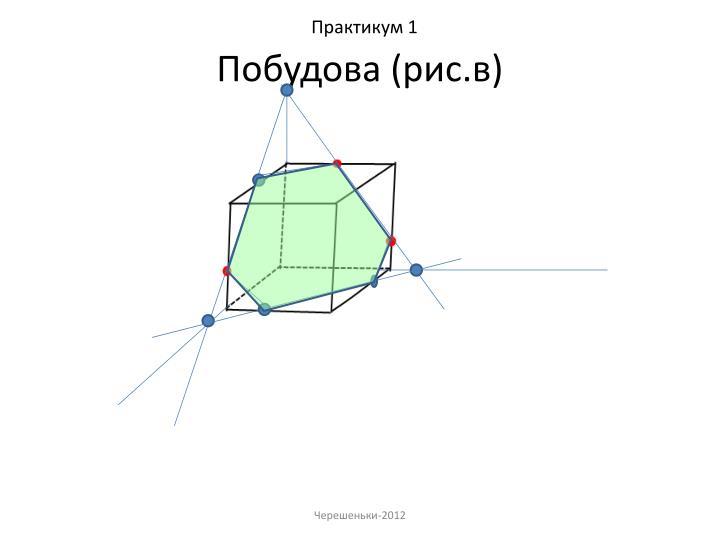 Практикум 1