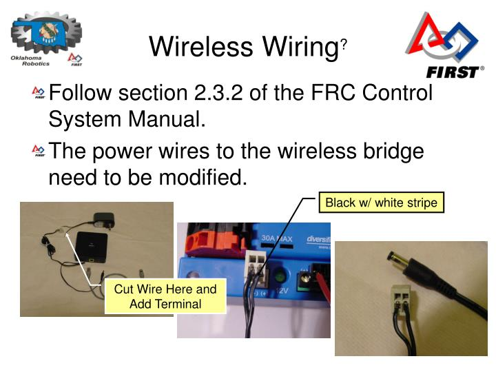 Wireless Wiring