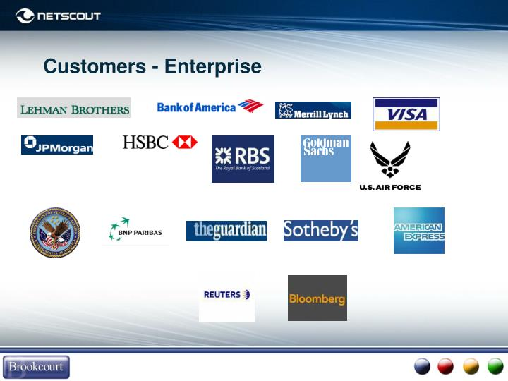 Customers - Enterprise