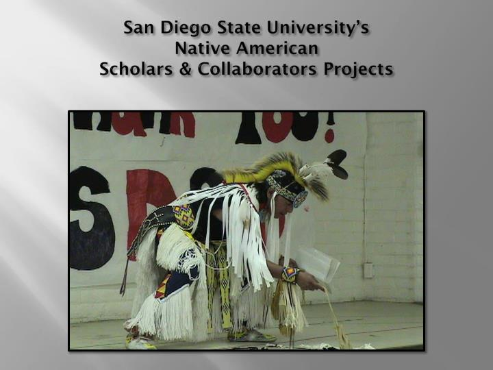 San Diego State University's