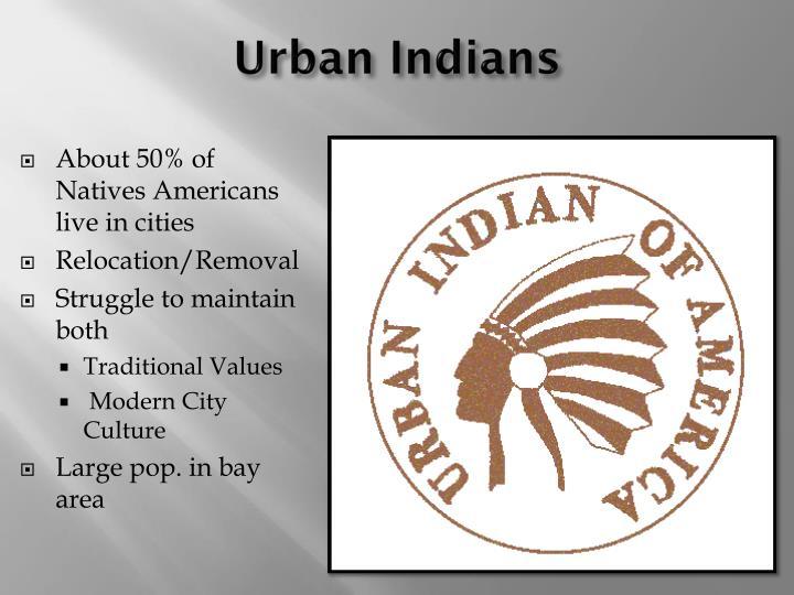 Urban Indians