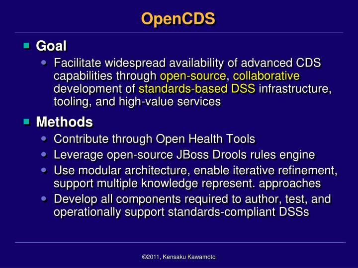OpenCDS