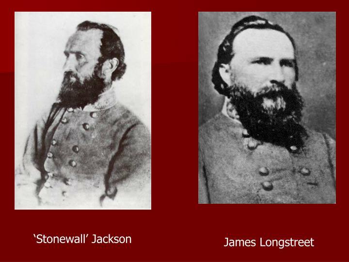 'Stonewall' Jackson