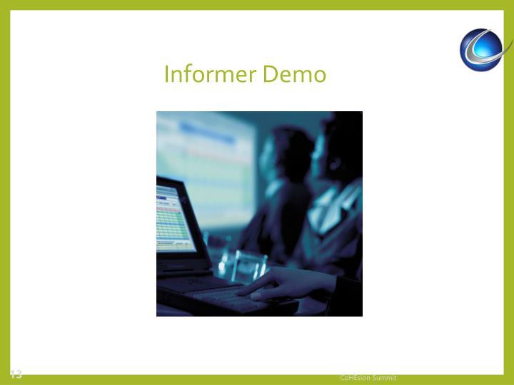 Informer Demo