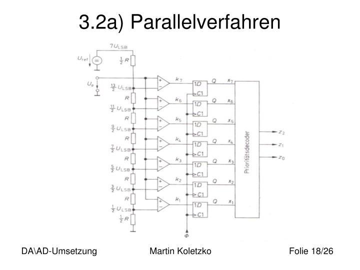 3.2a) Parallelverfahren