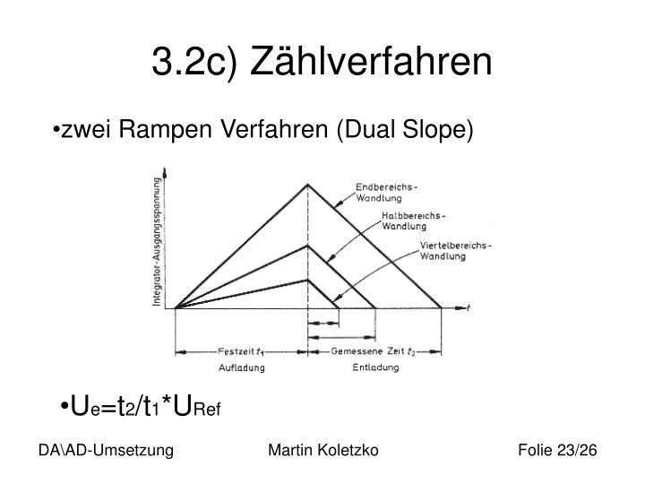3.2c) Zählverfahren