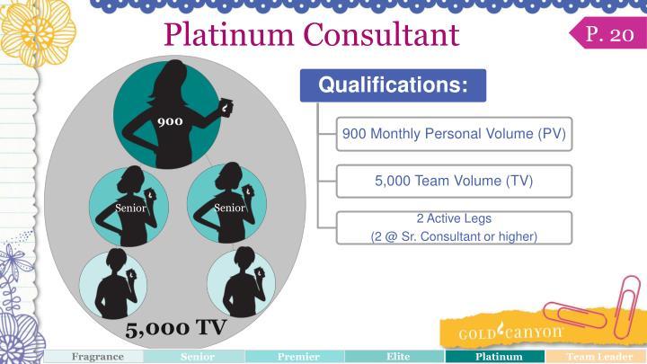 Platinum Consultant
