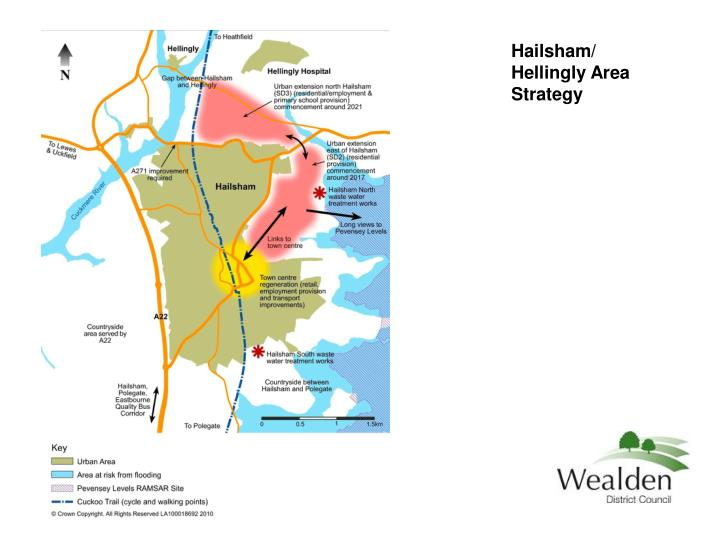 Hailsham/ Hellingly Area Strategy