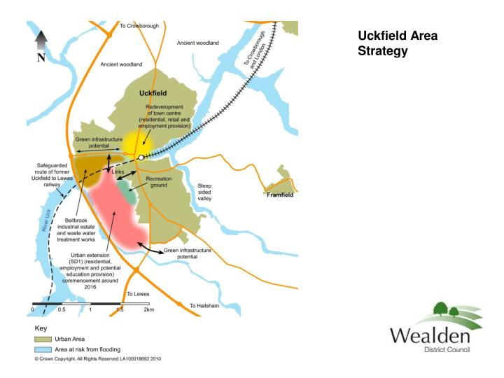 Uckfield Area Strategy