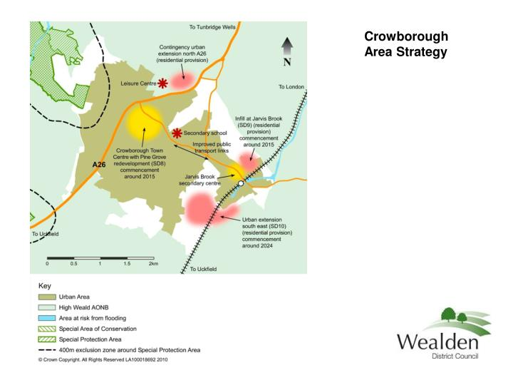 Crowborough Area Strategy