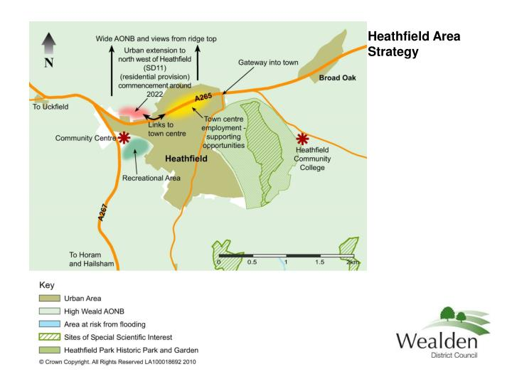 Heathfield Area Strategy