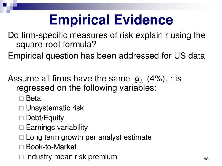 using empirical research evidence explain the Toward this end, part ii uses empirical research on capital punish-  with rich  case facts and subtleties of evidence, and were required to make decisions about   id at 550 (the most significant factor explaining the pattern of capital charging.