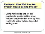 example how well can we predict house selling prices2