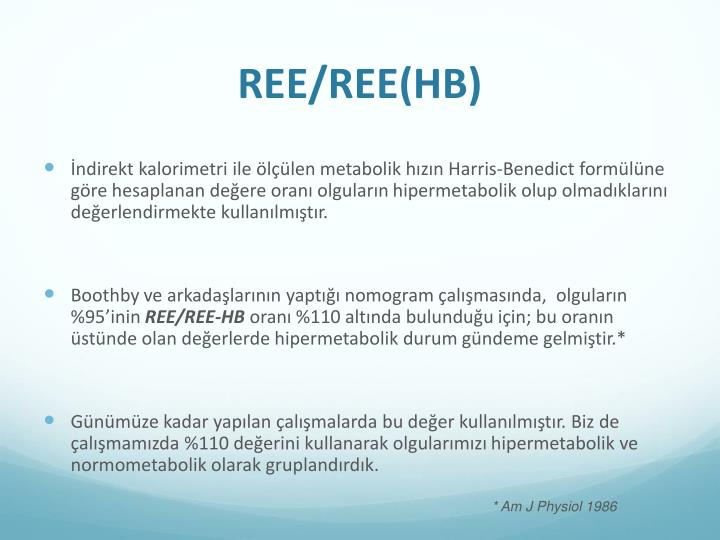REE/REE(HB)