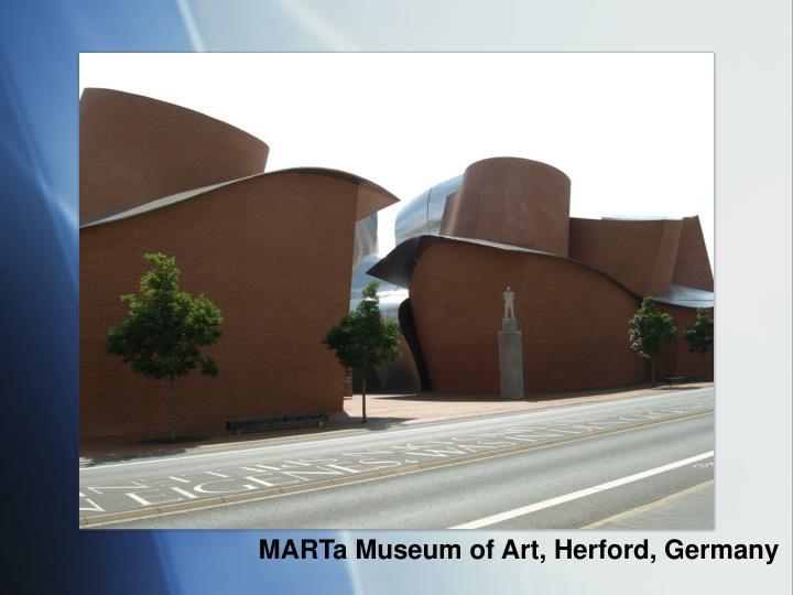 MARTa Museum of Art, Herford, Germany