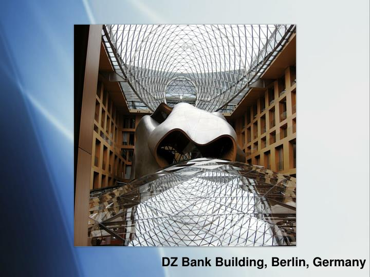 DZ Bank Building, Berlin, Germany