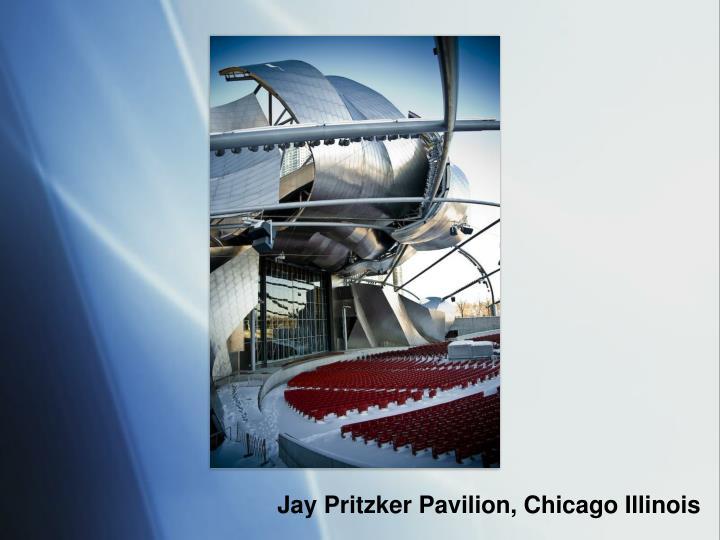 Jay Pritzker Pavilion, Chicago Illinois