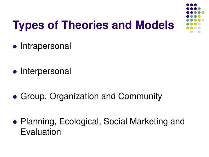 essay on theories and models of health promotion Evidence-based information on health promotion models from hundreds of trustworthy sources for health and social care make better, quicker, evidence based decisions.