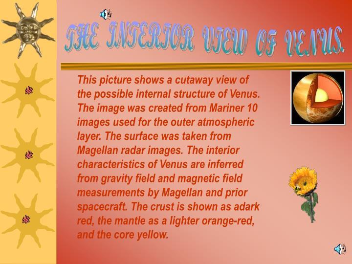 THE  INTERIOR  VIEW  OF  VENUS.