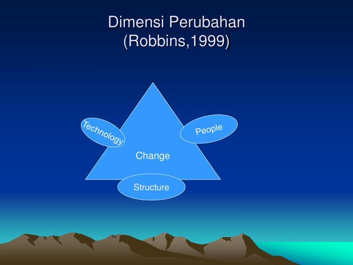 Dimensi Perubahan