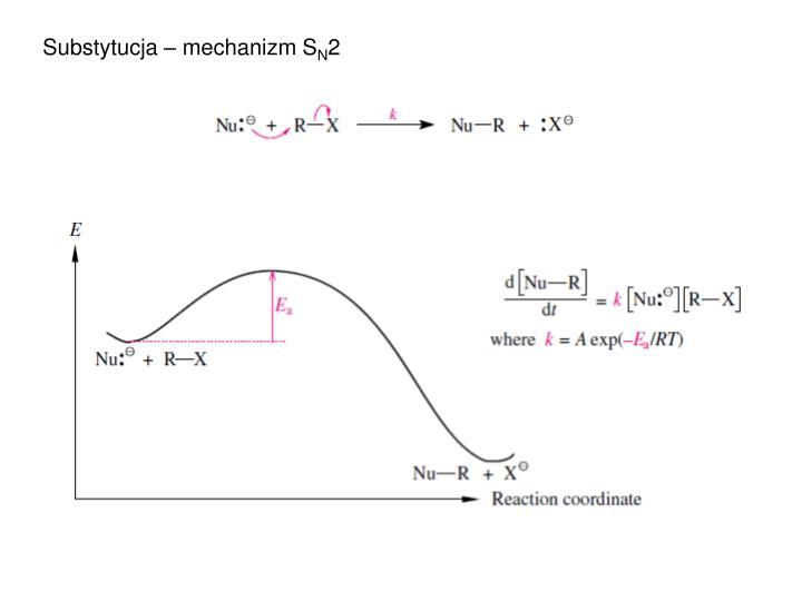 Substytucja – mechanizm S